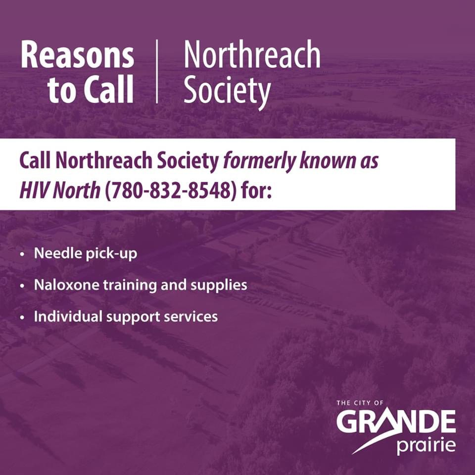 Northreach Society Phone Line