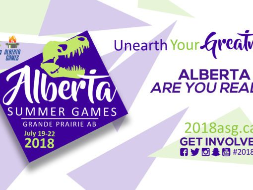 2018 Alberta Summer Games – Web Promotions Chair