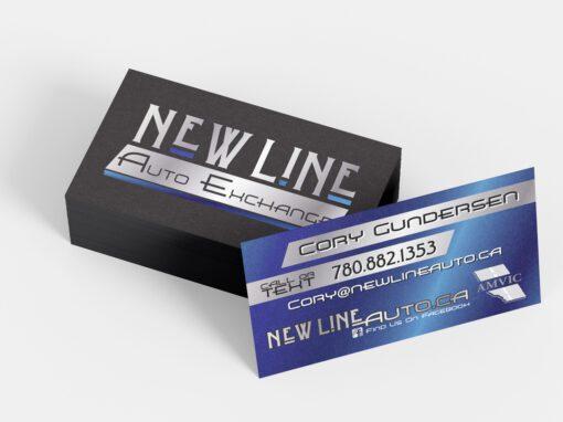 New Line Auto Exchange